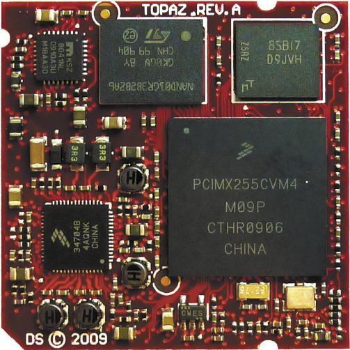 DeviceSolutions Topaz Up